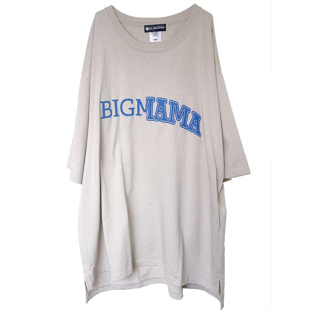 途中で気分が変わったTシャツ(ナチュラル)