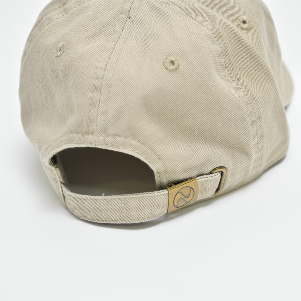 Glitch Logo Cap(Khaki)