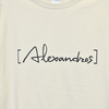 Logo Oversized T-Shirt(Sand Beige)