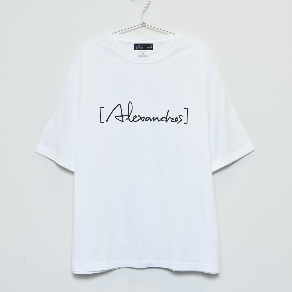 Logo Oversized T-Shirt(White)
