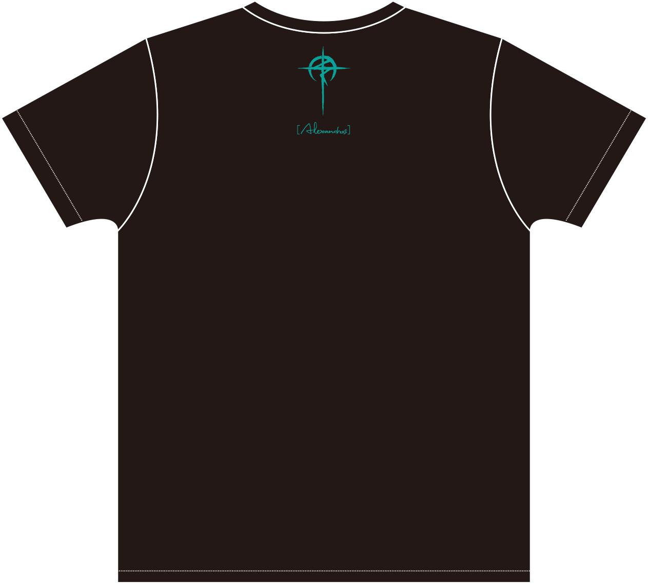 【受注生産】[Alexandros]×閃光のハサウェイ グラフィックTシャツ