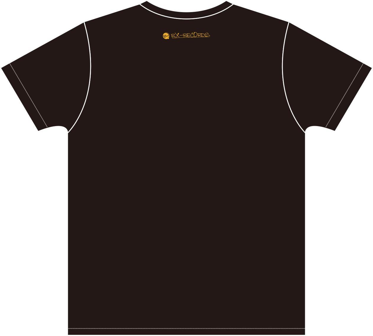 【受注生産】[Alexandros]×閃光のハサウェイ ロゴTシャツ