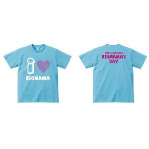 BIGMAMA Kids Tシャツ(ブルー)