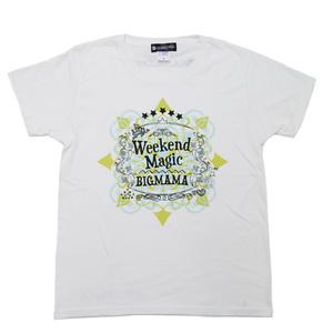 Weekend Magic Tシャツ(バニラホワイト)