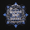 Weekend Magic Tシャツ(ブラック)
