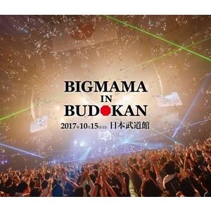 Blu-ray「BIGMAMA in BUDOKAN」