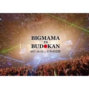 DVD「BIGMAMA in BUDOKAN」