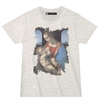 聖なる母 Tシャツ