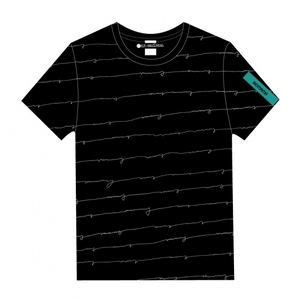 mummy mummy Tシャツ(ブラック)