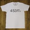 「悔いのない歌」限定Tシャツ