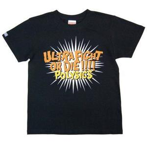 【SALE】ULTRA FIGHT T(ブラック)