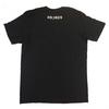 ジオメトリックTシャツ(ブラック)