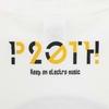 20TH Tシャツ(ホワイト)