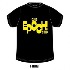 CLUB EPOCH! Tシャツ(ブラック)
