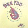 Sea Foo Tシャツ(シャーベットイエロー)