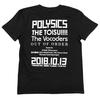 TOISU IN JAPAN FESTIVAL Tシャツ(ブラック)