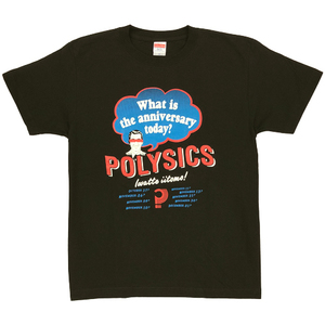 今日は何の日??ツアーTシャツ