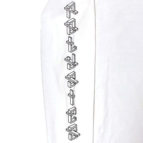 バイザーインポッシブルロングTee(ホワイト)