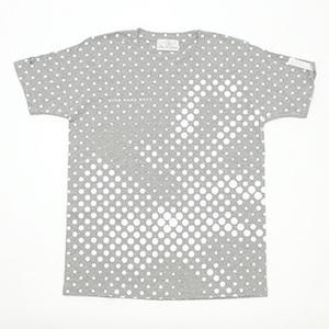 水玉写真のTシャツ (グレー)【通販限定カラー】