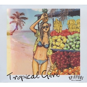 2nd Mini Album「Tropical Girl」