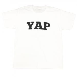 STANDARD LOGO Tシャツ(ホワイト)