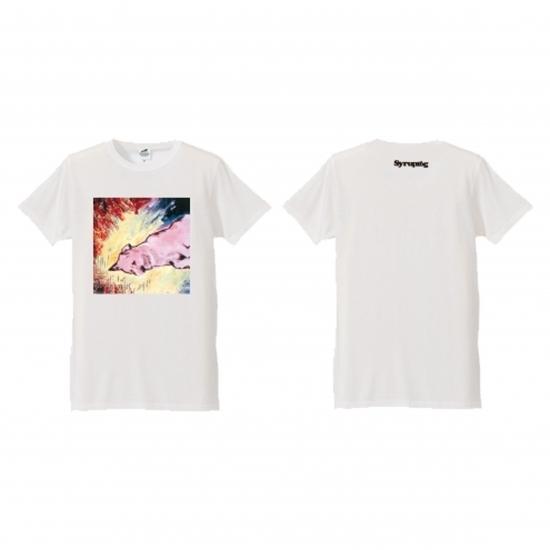 「COPYジャケットTシャツ」(白)