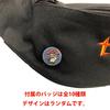 teto Waist Bag(ブラック)