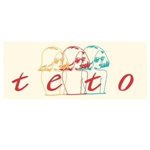 teto towel ver.4 (フェイス / ライトイエロ―)
