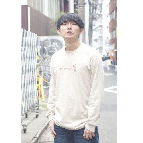 DAYS Long Sleeve T-shirt(サンドベージュ)
