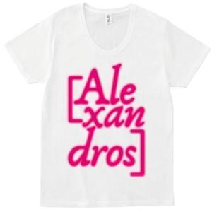 ビックロゴTシャツ(ホワイト)