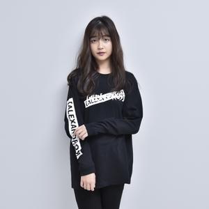【SPECIAL PRICE】LONG SLEEVE TEE (BLACK)
