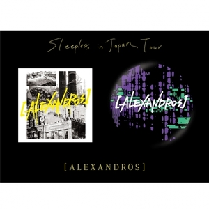 "【 MORE SALE 】""Sleepless in Japan Tour""BADGE SET"