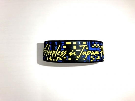 RUBBER BAND(Sleepless in Japan Arena Tour限定)(YELLOW)