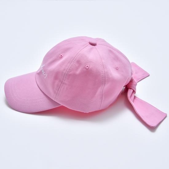 【SPECIAL PRICE】RIBBON CAP (PINK)