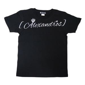 ロゴTシャツ(ブラック)