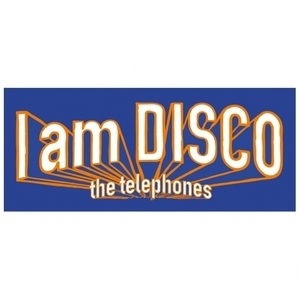 I am DISCO!!!フェイスタオル