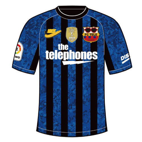 サッカーシャツ 2019(ブルー)