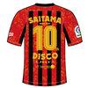 サッカーシャツ 2019(レッド)