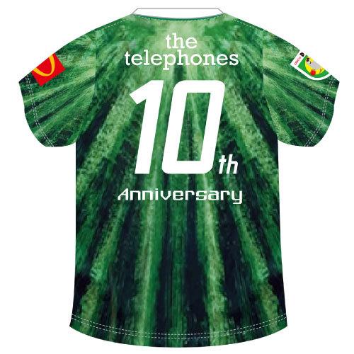 あの夏を思い出せ!90'テレフォンズサッカーTシャツ!