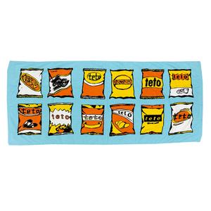 teto Towel ver.6(バス / ターコイズ)