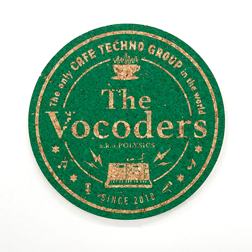 【The Vocoders】コースターキット