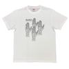 ポリゴントイスTシャツ (ホワイト)