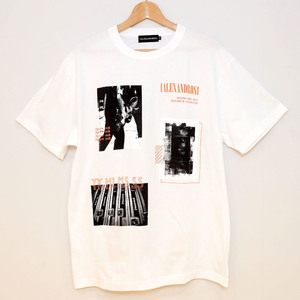 【SPECIAL PRICE】2019 SUMMER TEE (WHITE)