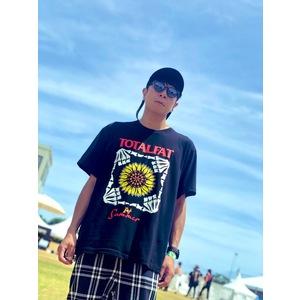 「TOTALFAT 4 SUMMER」Tシャツ