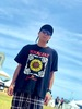 「TOTALFAT 4 SUMMER」Tシャツ