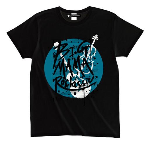 Roclassick tour 2019 T-shirts(ブラック)