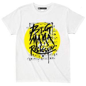 Roclassick tour 2019 T-shirts(ホワイト)