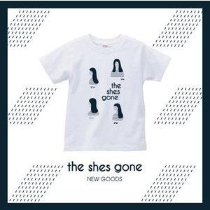 Shes T-shirt(ホワイト)