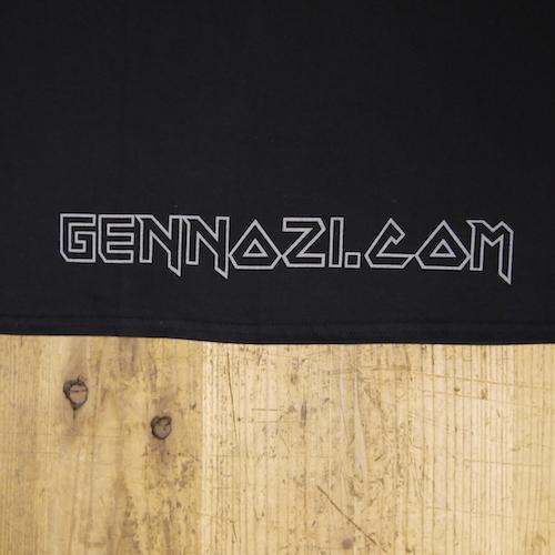 ゲンノジドットコムTシャツ