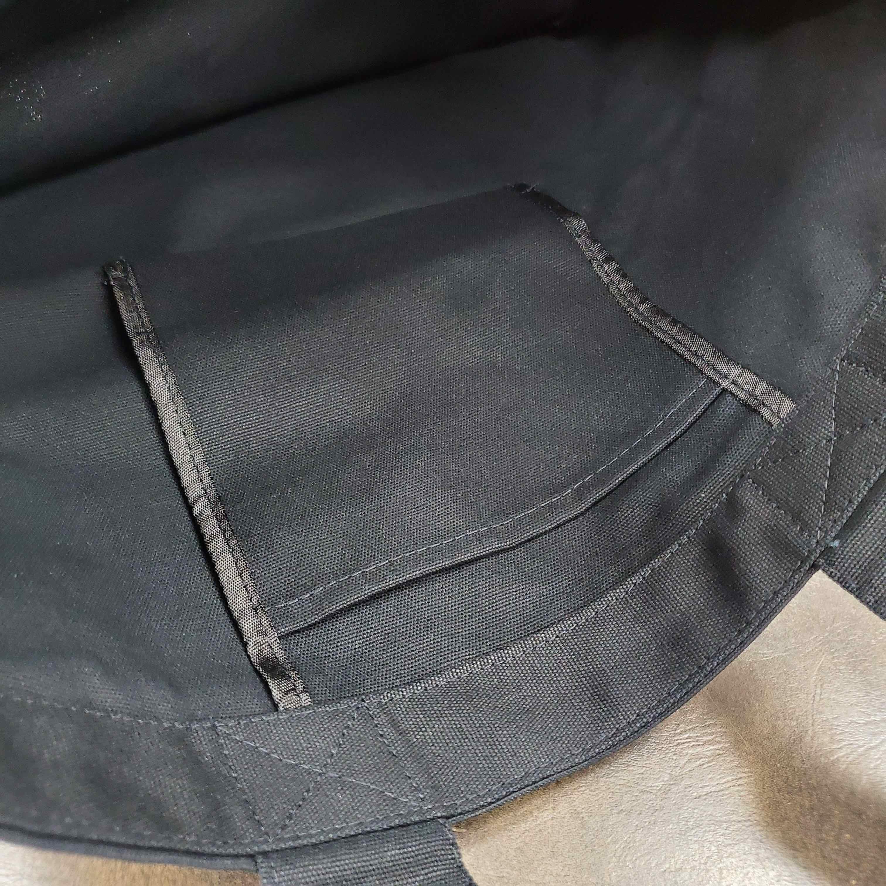 ゲンノジドットコムSURFトートバッグ(ブラック)